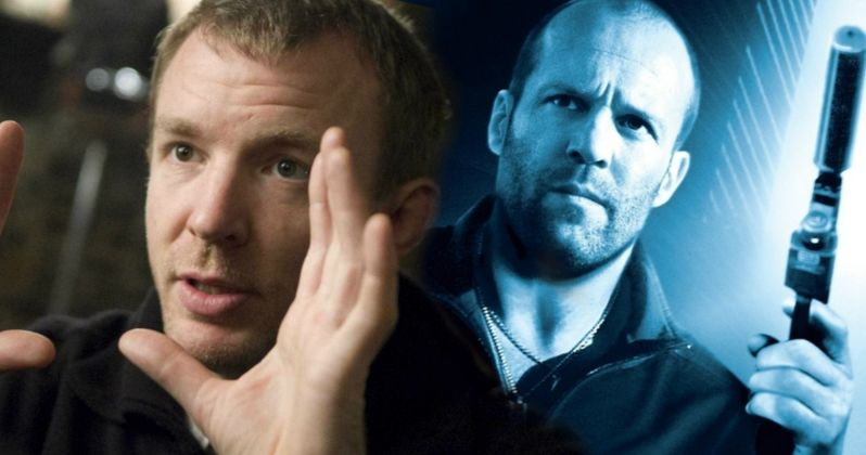 Jason Statham & Guy Ritchie Reteam for New Action Thriller