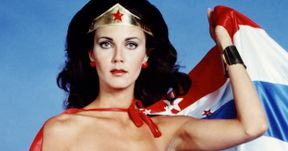 Wonder Woman's Lynda Carter to Get Star on Hollywood Walk of Fame