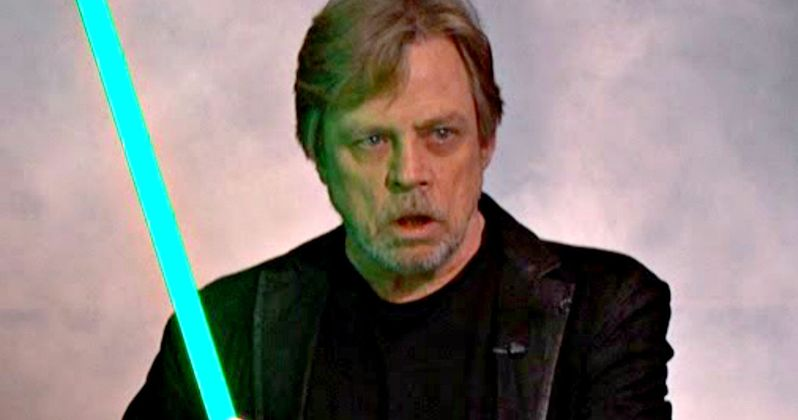 Watch Mark Hamill Deliver a Star Wars Surprise 40 Years in the Making