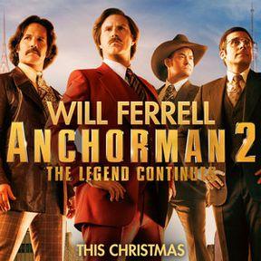 Anchorman 2 Breaking Special Report 'News Crew'