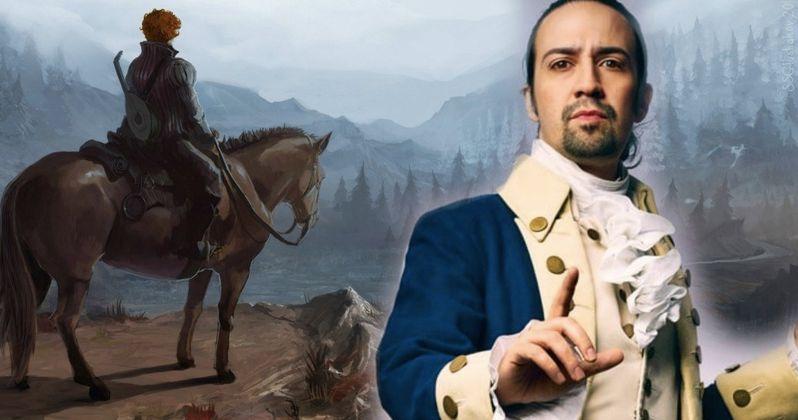 Lin-Manuel Miranda's Kingkiller Chronicle Series Goes to Showtime