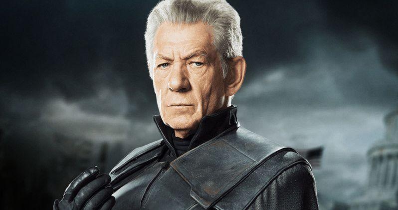 X-Men: Apocalypse: Ian McKellen Will Return as Magneto