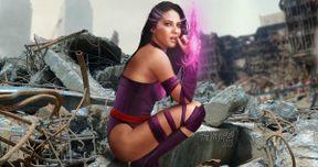 X-Men: Apocalypse: Olivia Munn Shows Off Psylocke Skills