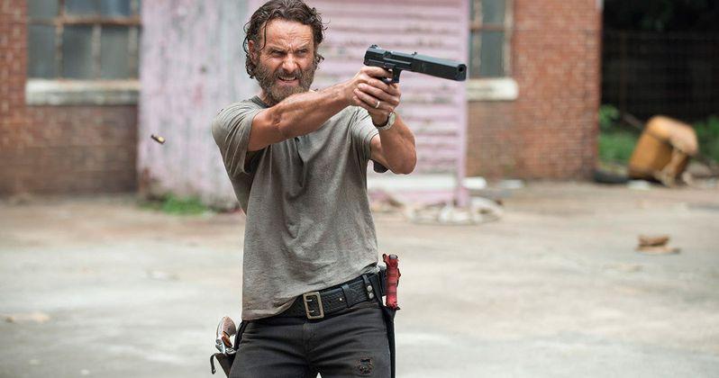 Walking Dead Season 8 Premiere Has Rick Invading the Sanctuary?