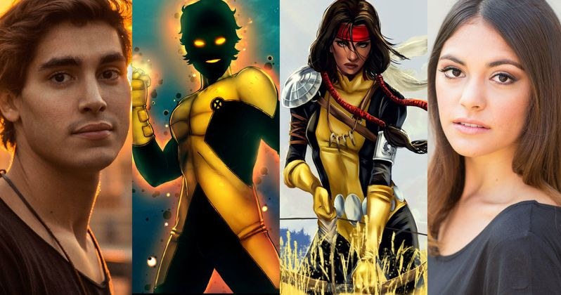 New Mutants Finds Its Mirage and Sunspot