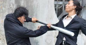 Baseball Bat Man Attacks in The Raid 2 Clip