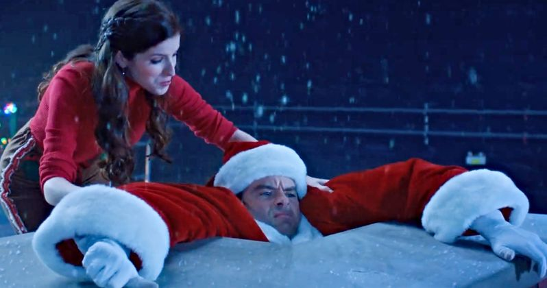 Noelle Trailer: Anna Kendrick & Bill Hader Are Taking Over for Santa This Christmas