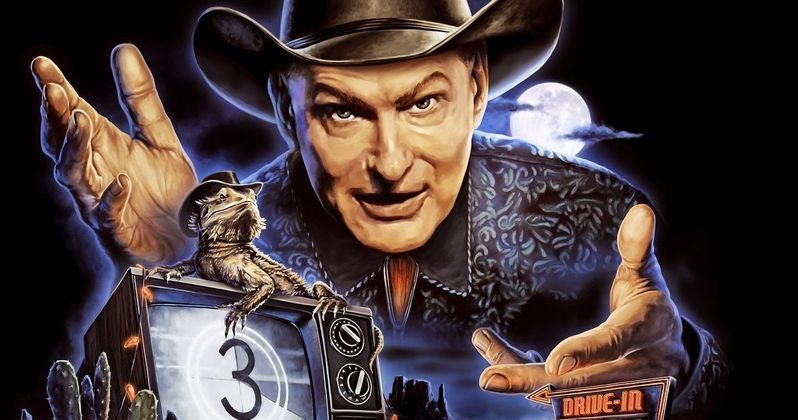 The Last Drive-In Poster Has Joe Bob Briggs Ready for His Weekly Shudder Series
