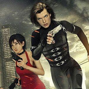 Two Resident Evil: Retribution International Posters