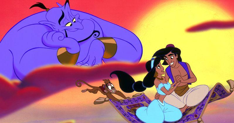 Robin Williams' Daughter Pays Tribute on Aladdin 25th Anniversary