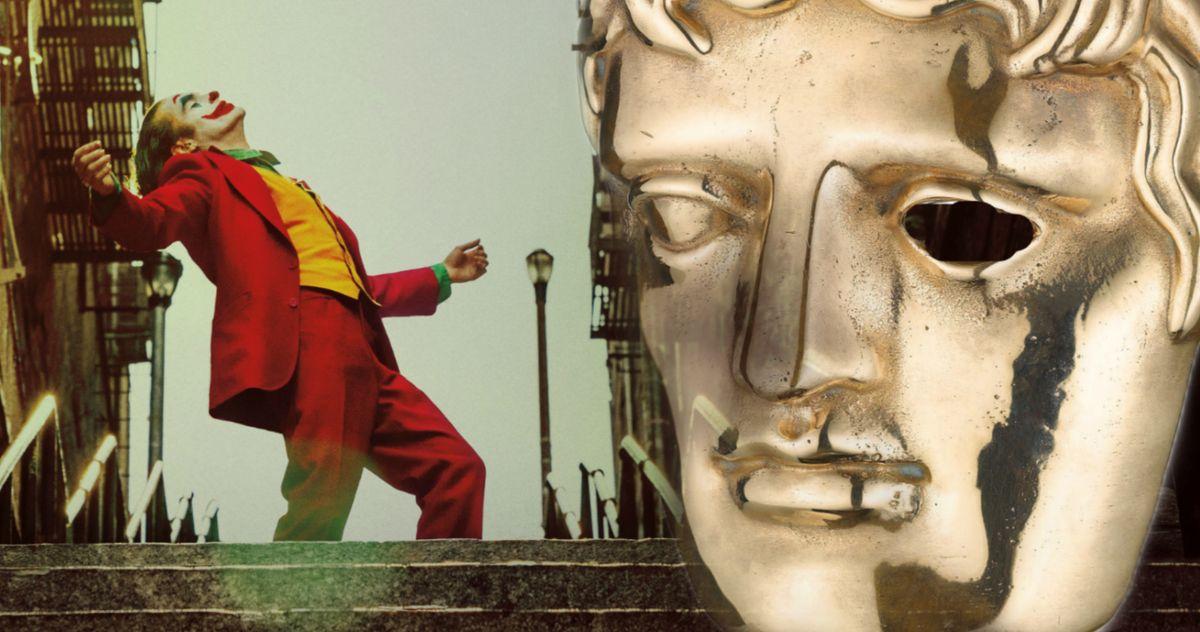 Joker Leads 2020 BAFTA Awards Nominations Amidst Diversity Uproar