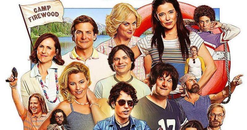 Netflix's Wet Hot American Summer Trailer Showcases an All-Star Cast