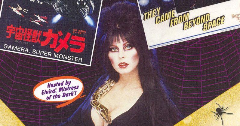 Elvira's Movie Macabre Heads to DVD This June