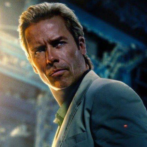 Iron Man 3 Poster with Guy Pearce as Aldrich Killian