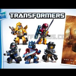 New Transformers: Age of Extinction Plot Details and Toy Photos