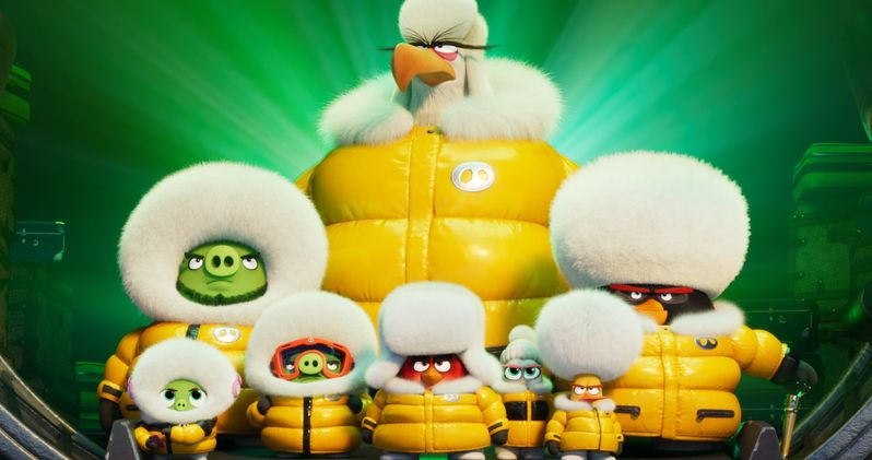 New Angry Birds Movie 2 Trailer Unites Pigs and Birds for the Ultimate Fight