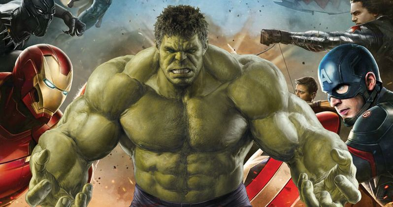 Here's Why Hulk Isn't in Captain America: Civil War