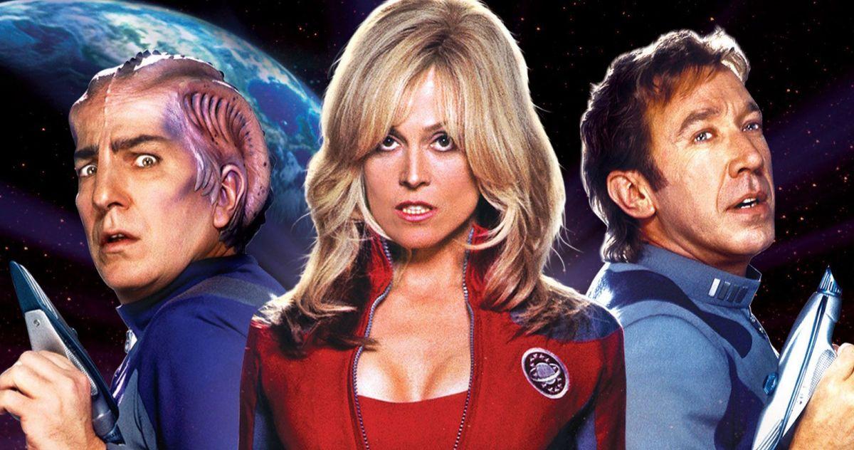«Галактический квест 2» может состояться и без Алана Рикмана, но доктор Лазарус сыграл решающую роль в сценарии