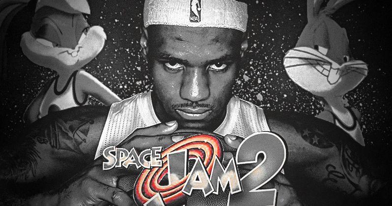 LeBron James to Drop Space Jam 2 Trailer Very Soon?