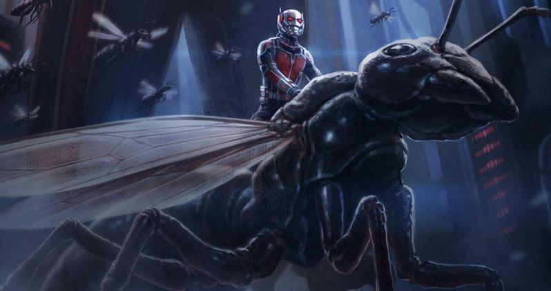 Marvel's Ant-Man Begins Shooting