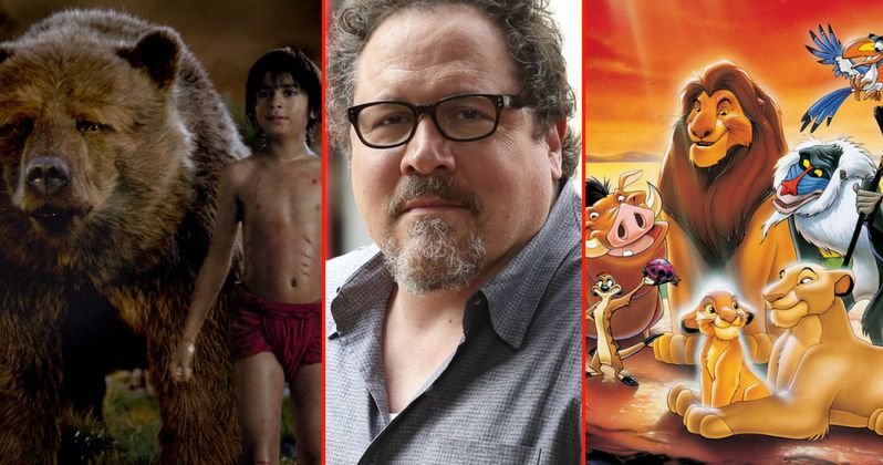 Jon Favreau Talks Lion King VR and Jungle Book 2 Plans