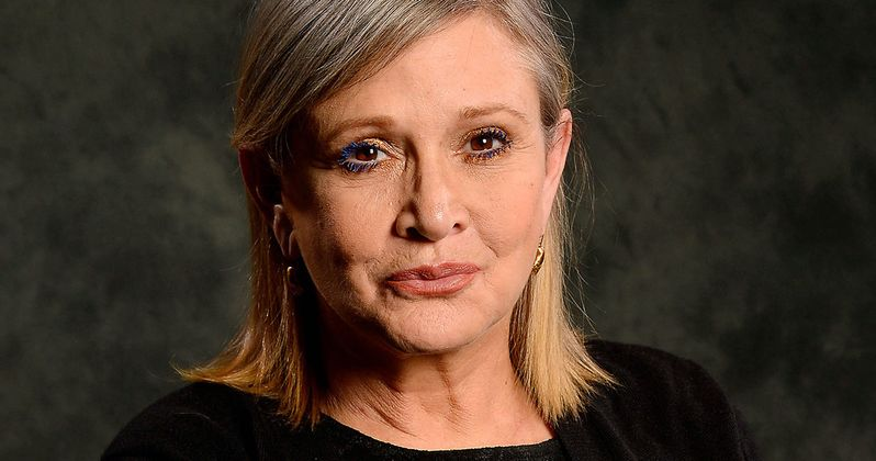 Carrie Fisher Wins Posthumous Grammy for The Princess Diarist