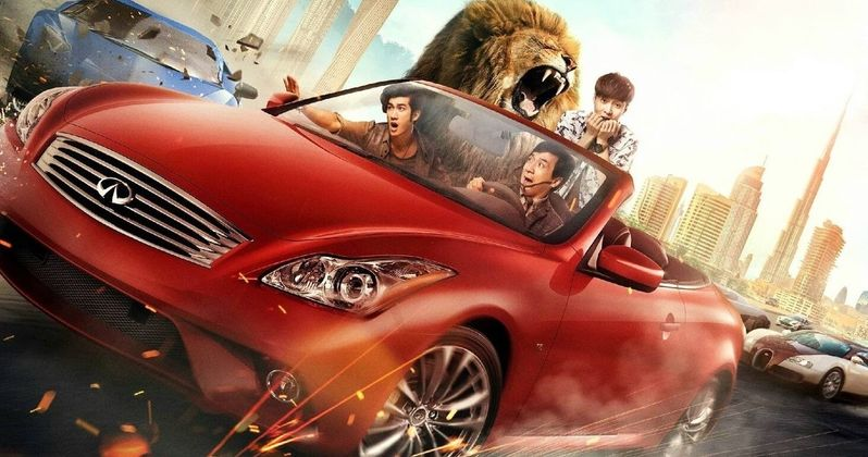 Kung Fu Yoga Trailer Has Jackie Chan Back in Action
