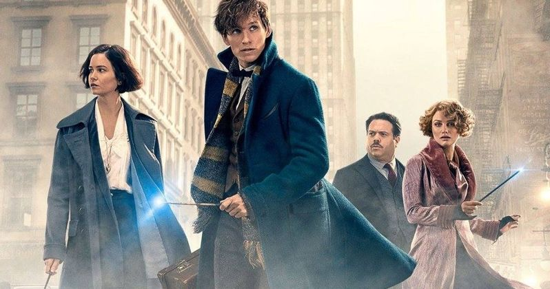 Harry Potter Author J.K. Rowling Confirms 5 Fantastic Beasts Movies