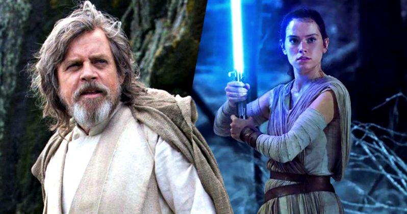 Star Wars 8 Footage Details Reveal Luke Skywalker's Opening Scene