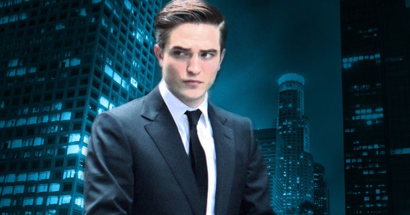 Former Bond 25 Director Thinks Robert Pattinson Should Be the Next 007
