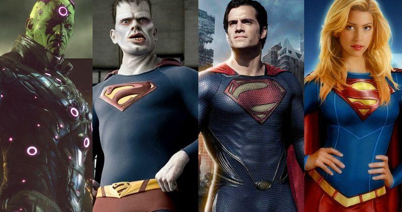 Man of Steel 2 to Include Bizarro, Supergirl & Brainiac?
