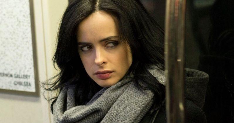 Marvel's Jessica Jones Trailer Has Arrived