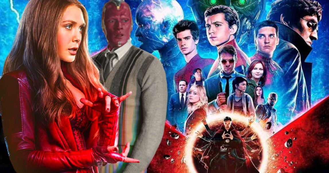 Утечка из WandaVision намекает на новую трилогию MCU, которая включает в себя «Человек-паук 3» и «Доктор Стрэндж 2»