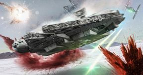 Will Star Wars 9 Blow Up the Millennium Falcon?