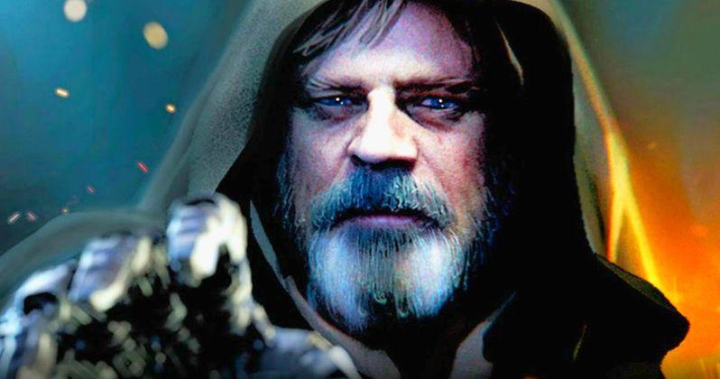 Luke Skywalker's First Words in Star Wars 8 Have Not Been Revealed