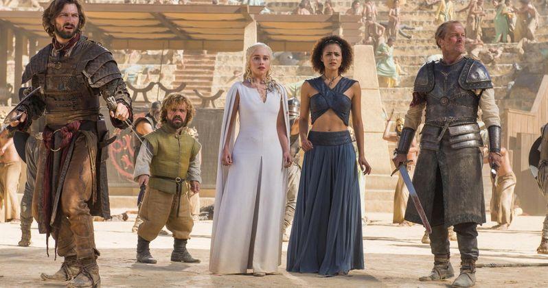 Game of Thrones Guide Book Confirms Major Season 5 Death?