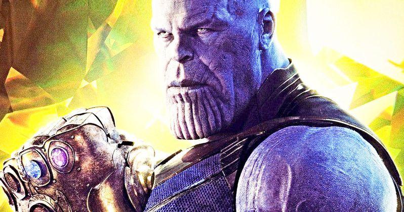 Josh Brolin Recreates Thanos' Infinity War Snap for Mass Reddit User Ban