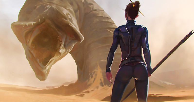 Dune Remake Wraps Production