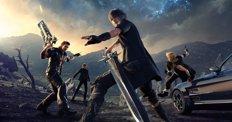 Sony Is Turning Final Fantasy Into a Live-Action TV Show