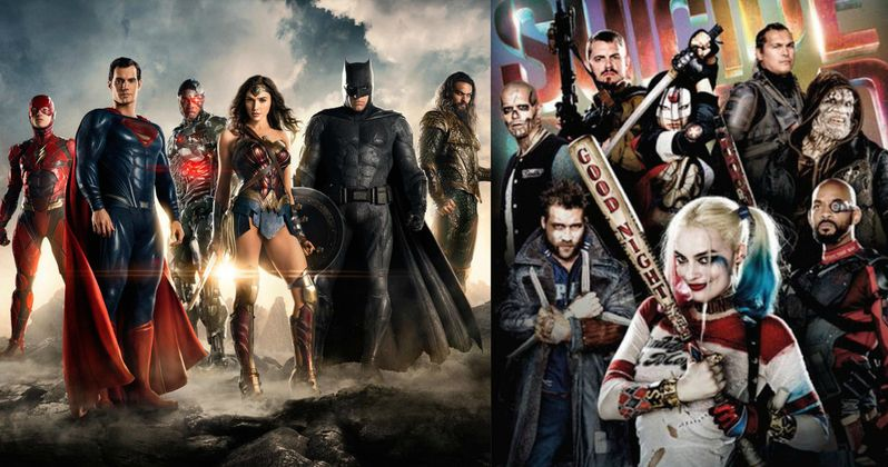 Justice League Cast Finds New Motivation in Negative Suicide Squad Reviews