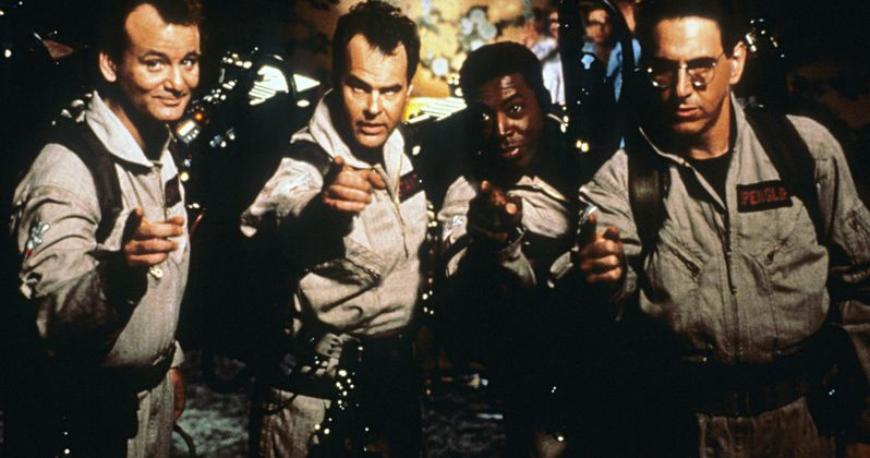 Ghostbusters 3 Working Title Revealed, What Secrets Is It Hiding?