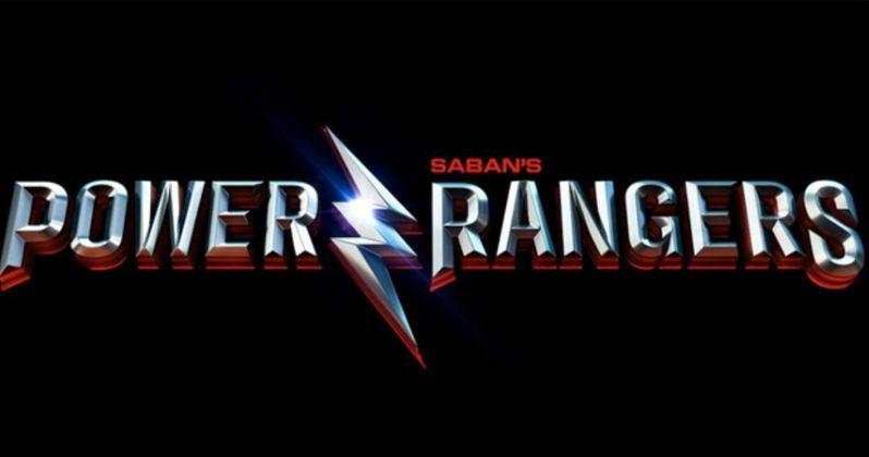 Power Rangers Movie Logo Revealed