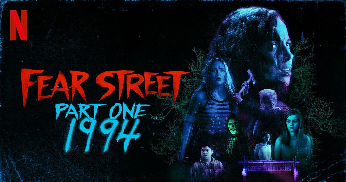 Fear Street Part 1: 1994 Trailer Teases Netflix's Terrifying R.L. Stine  Adaptation