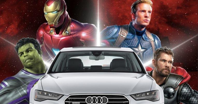 Big Avengers: Endgame Spoiler Revealed in New Audi Promo Video?