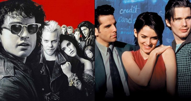Lost Boys & Reality Bites Casts Both Reunited Over the Weekend