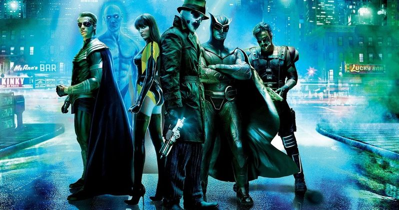 Watchmen TV Series Planned by HBO & Zack Snyder?