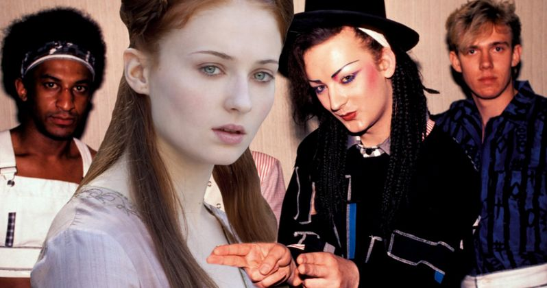 Sophie Turner Is Totally Down to Play Boy George in Culture Club Biopic