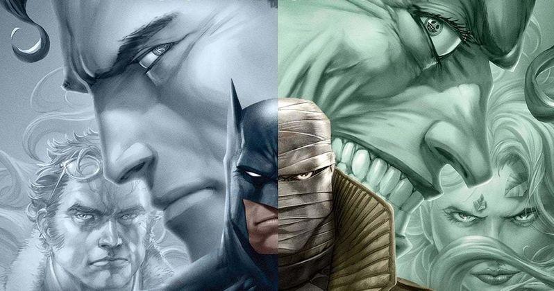 Batman: Hush Comes to 4K Ultra HD, Blu-ray Digital in August