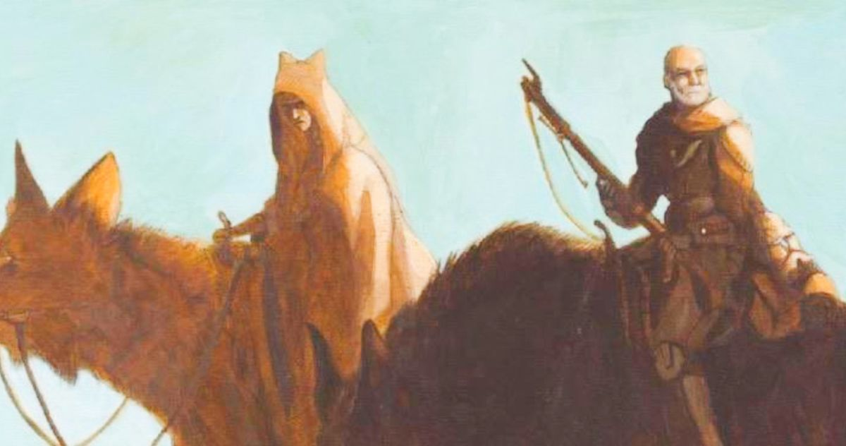 The Mandalorian Season 2 Art Teases the Return of Clone Wars Favorite Captain Rex