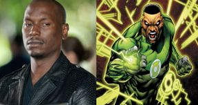 Tyrese Gibson to Play Green Lantern in Justice League?